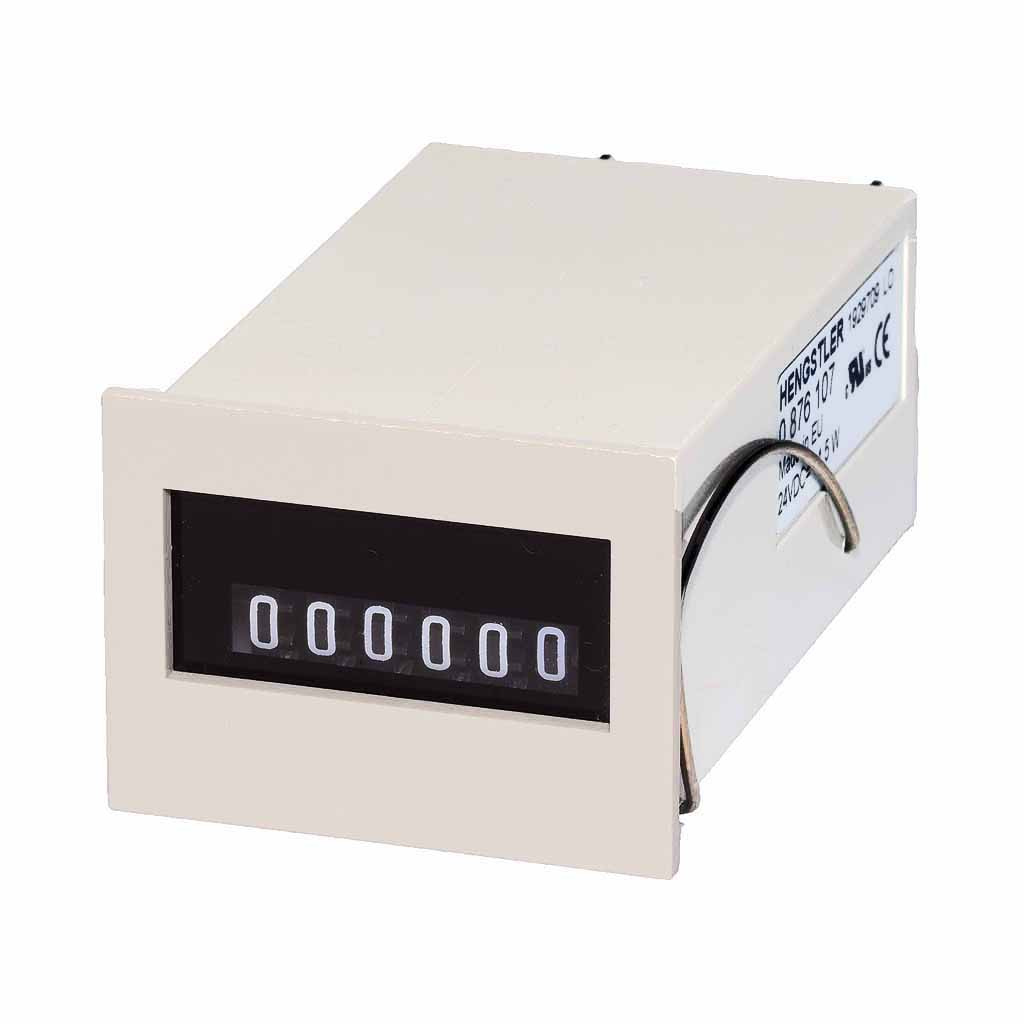 Hengstler 872 - 877 Piccolo totalising counter non-reset