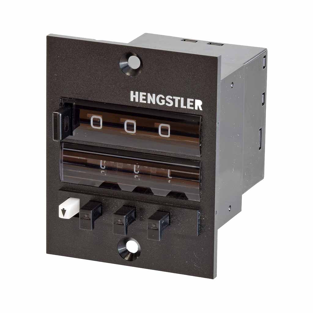 Hengstler 886 - 887 adding preset counter with screw attachment