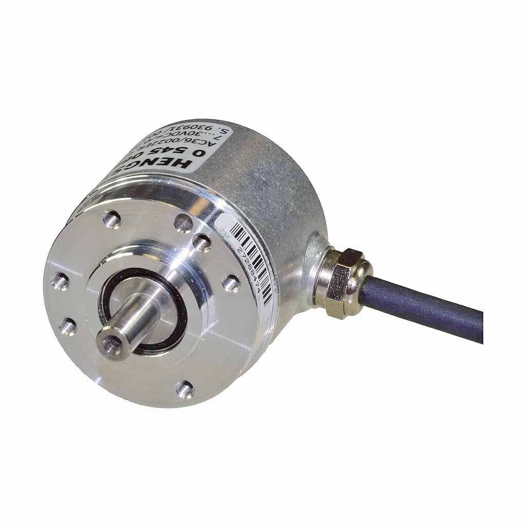 Hengstler AC36 absolute rotary encoder