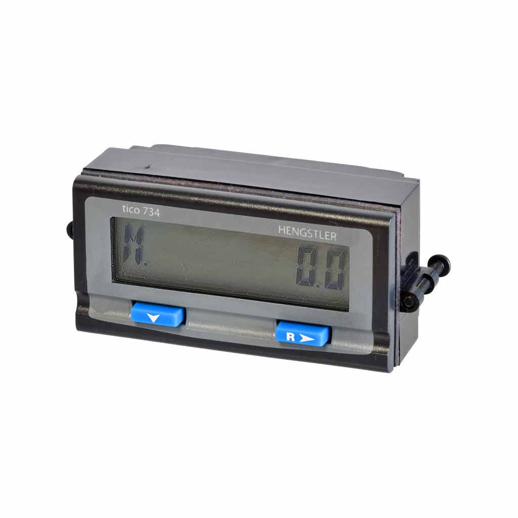 Hengstler Tico 734 elapsed time counter
