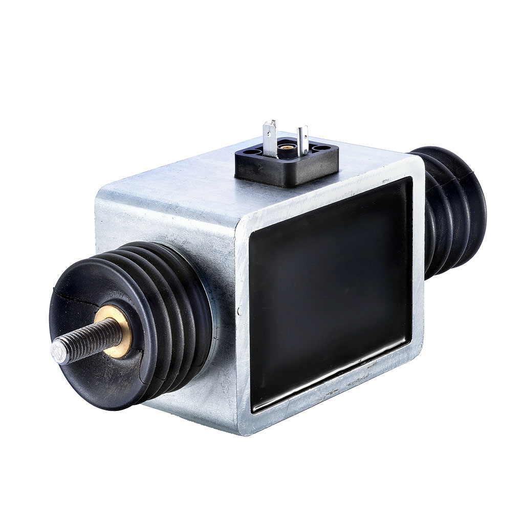 Kendrion LCL-D solenoid with bellows