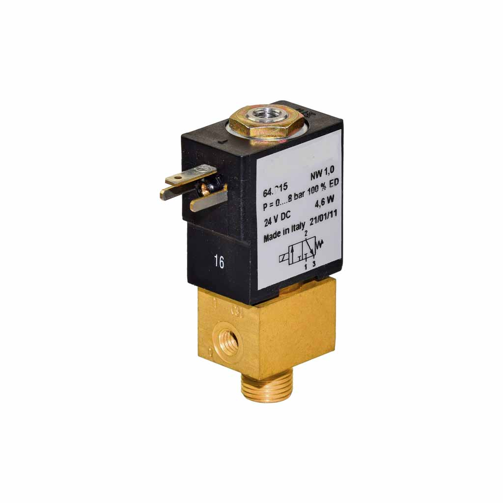 Kuhnke 64 series valve direct mount