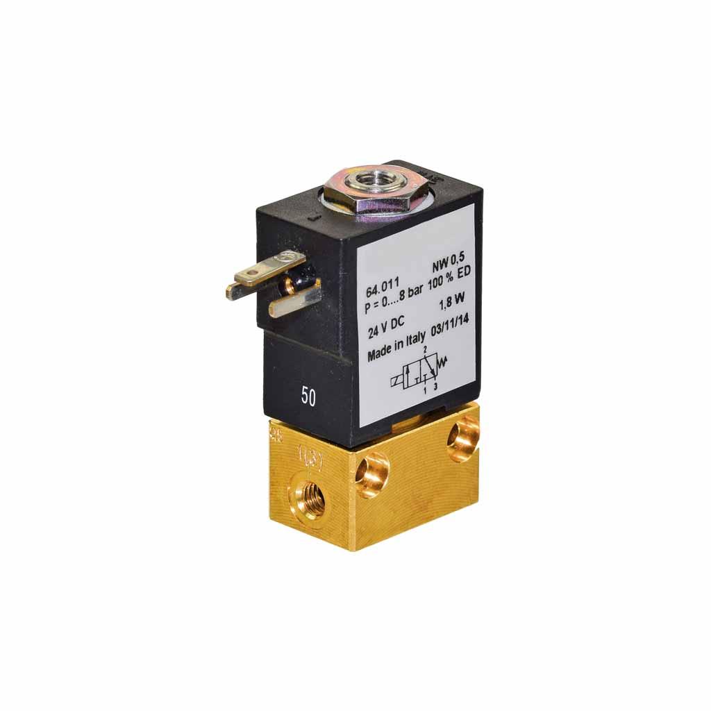 Kuhnke 64 series valve standard base