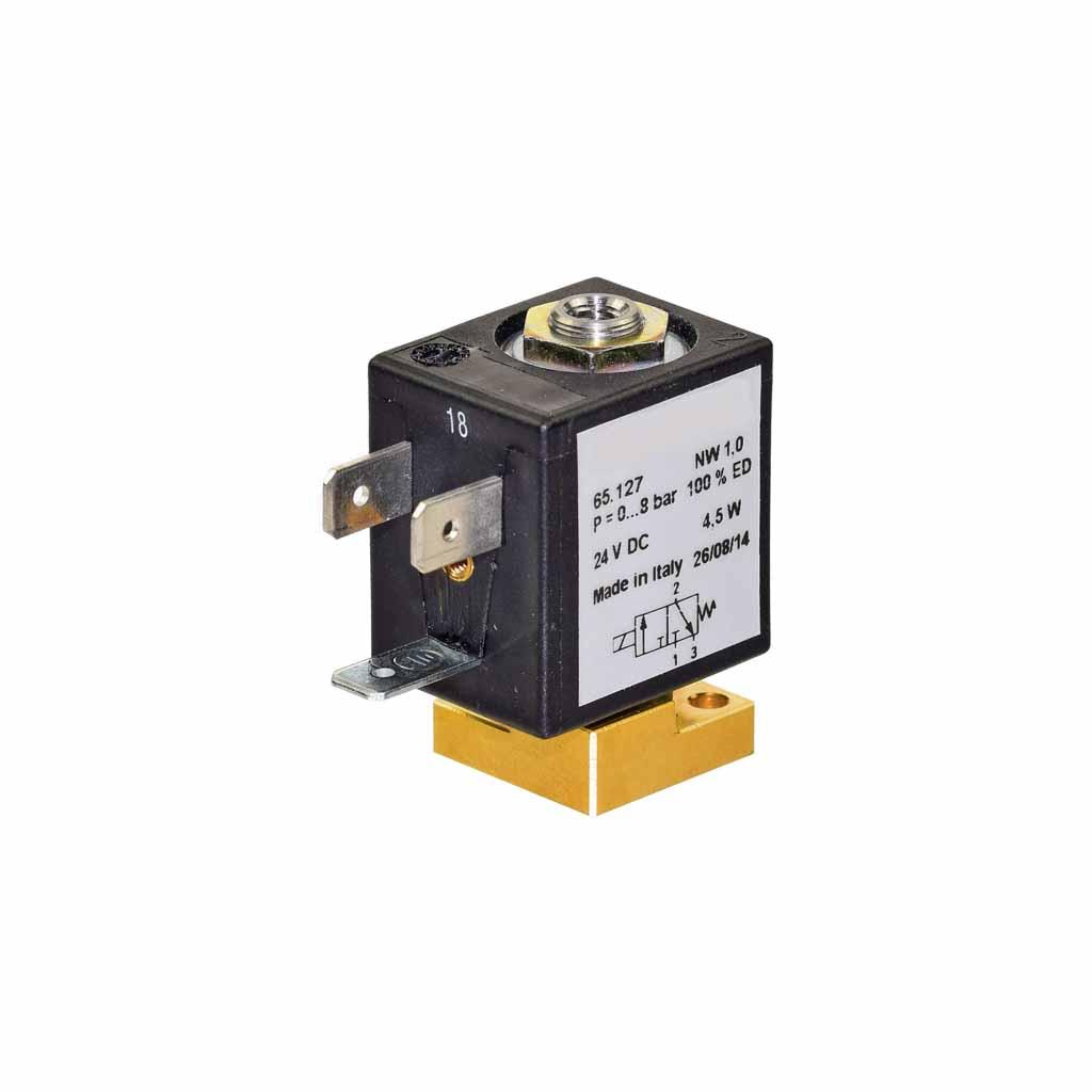 Kuhnke 65 series valve manifold mount
