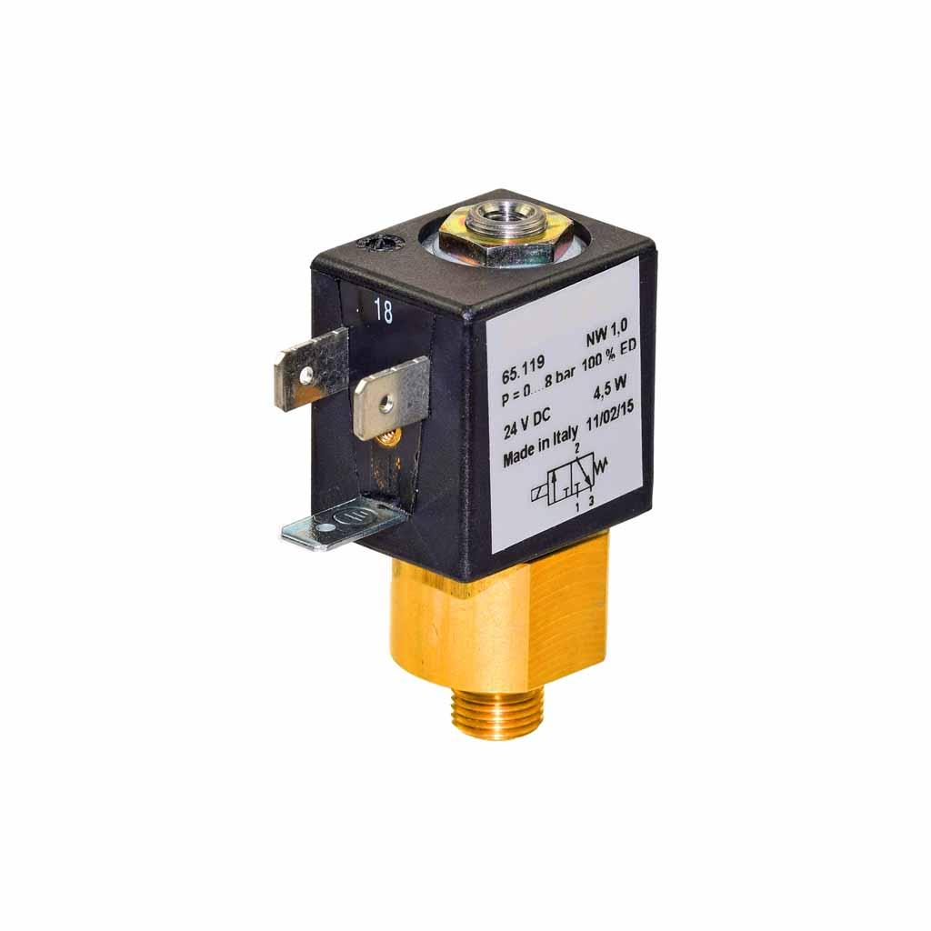Kuhnke 65 series valve direct mount
