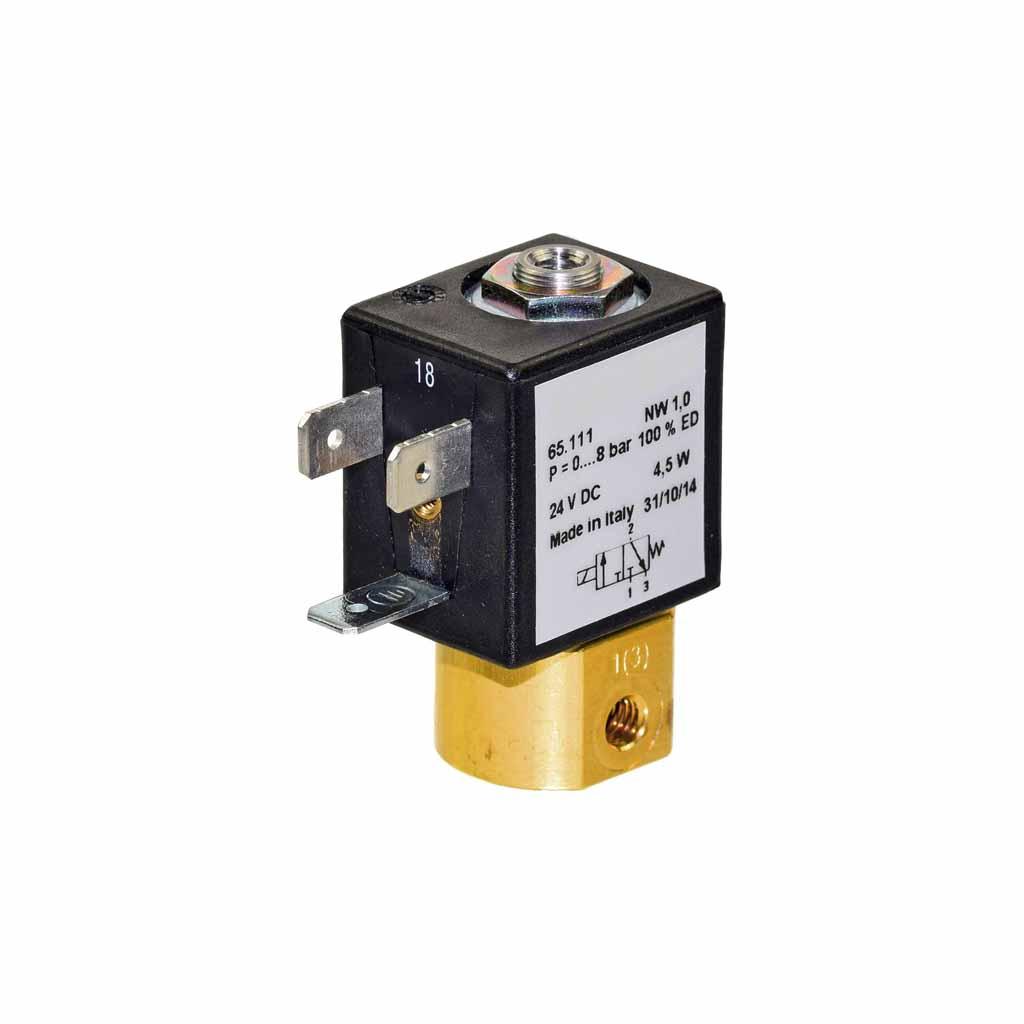 Kuhnke 65 series valve standard base