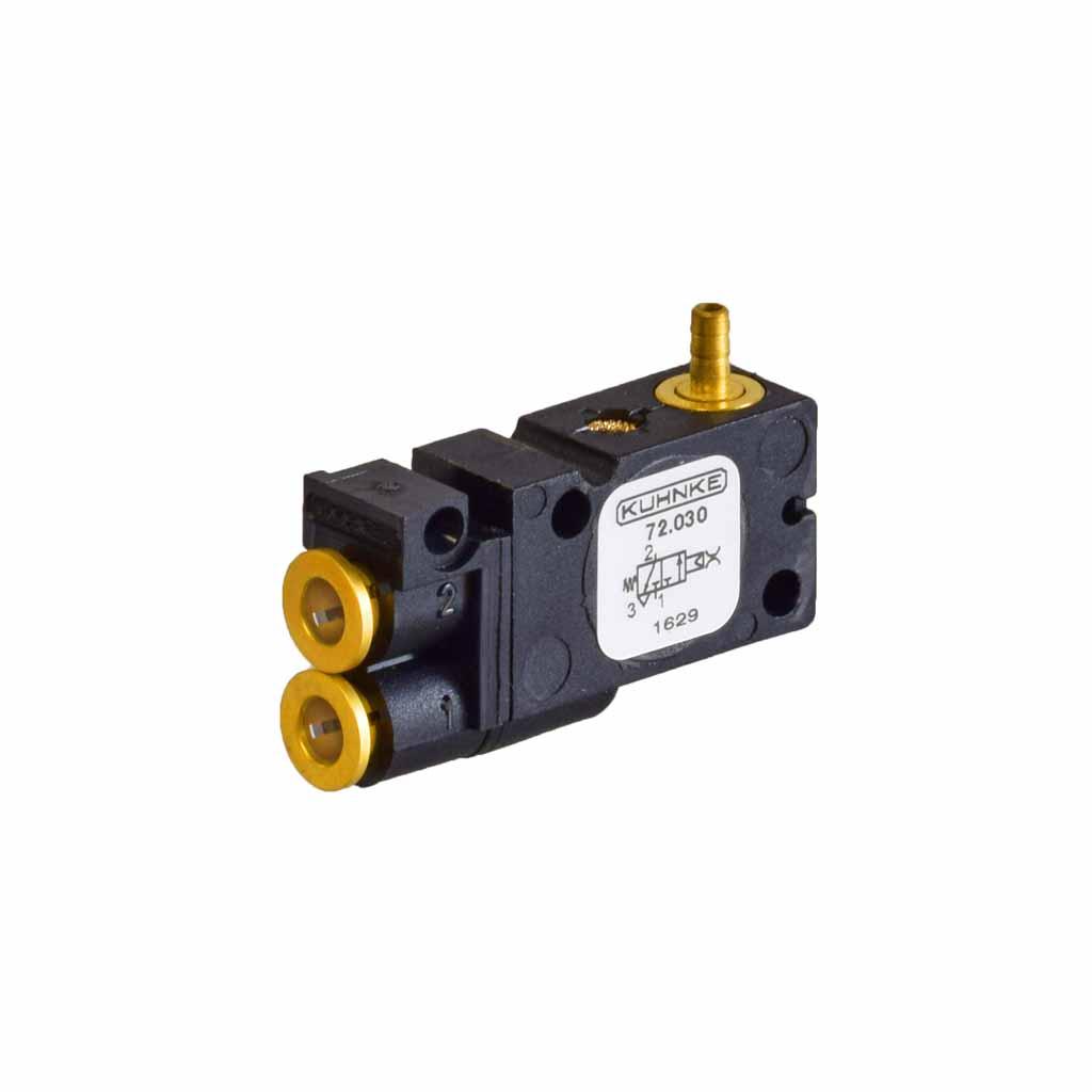 Kuhnke 72 series air-jet detector valve