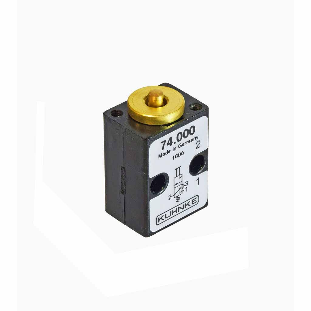 Kuhnke 74 series plunger valve