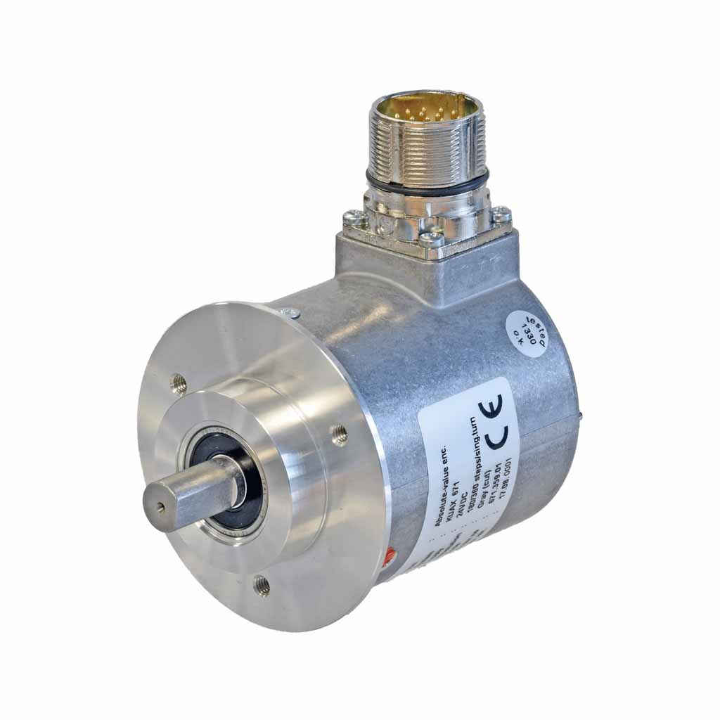 Kuhnke 671.359.01 absolute rotary encoder