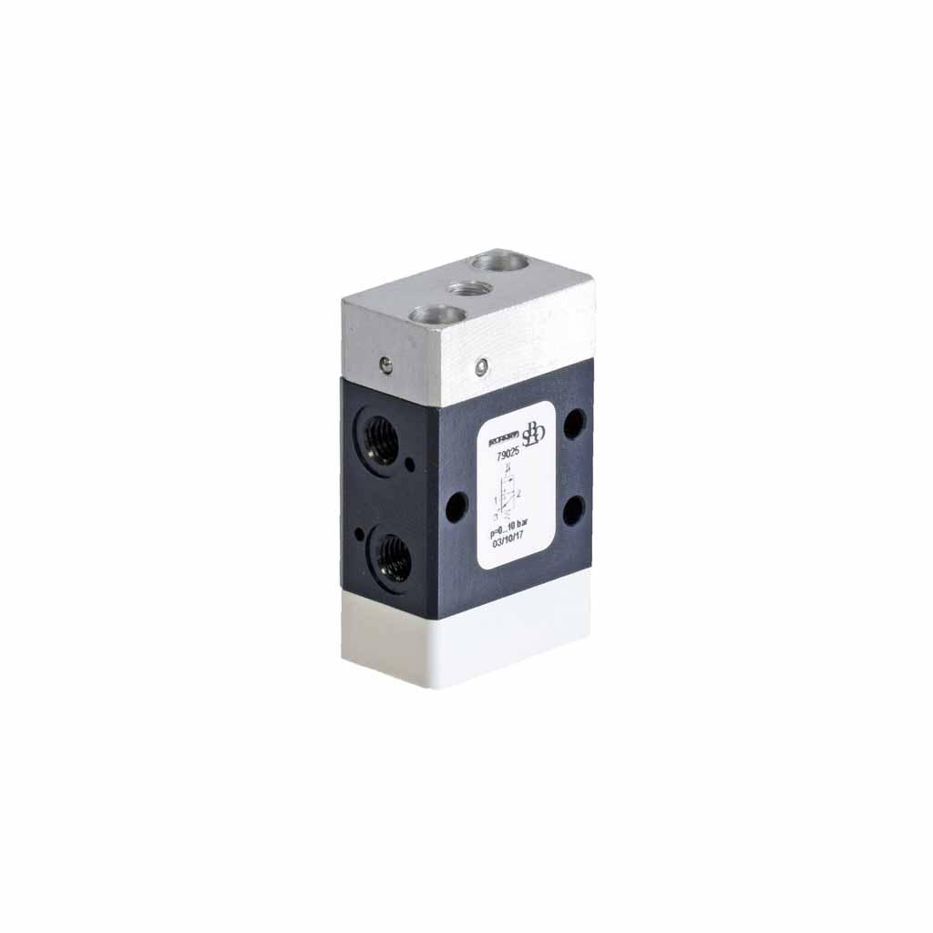 Kuhnke 79 series air-jet detector valve