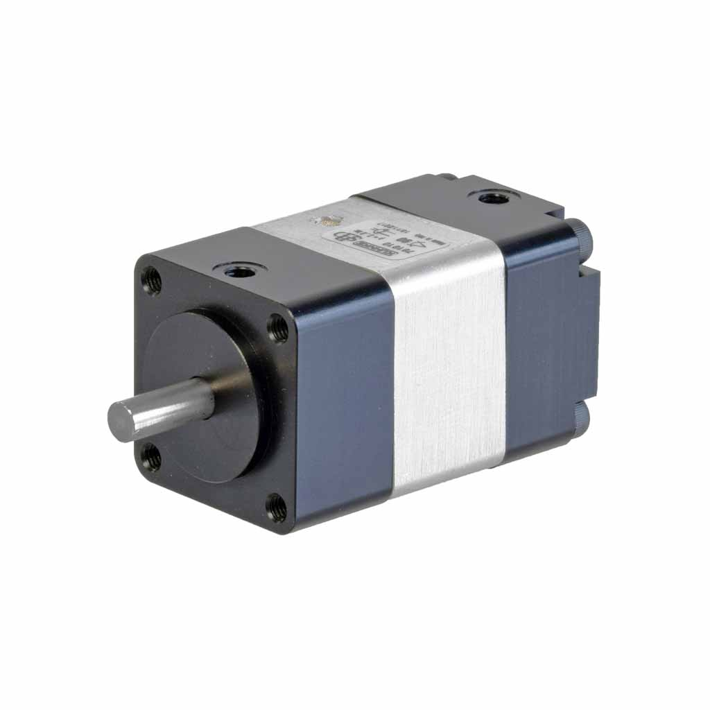 Kuhnke 701 series double acting miniature rotary actuator