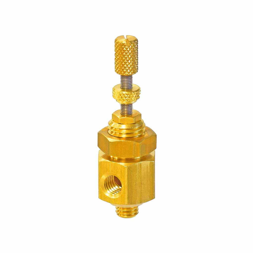 Kuhnke 47.220 flow restrictor