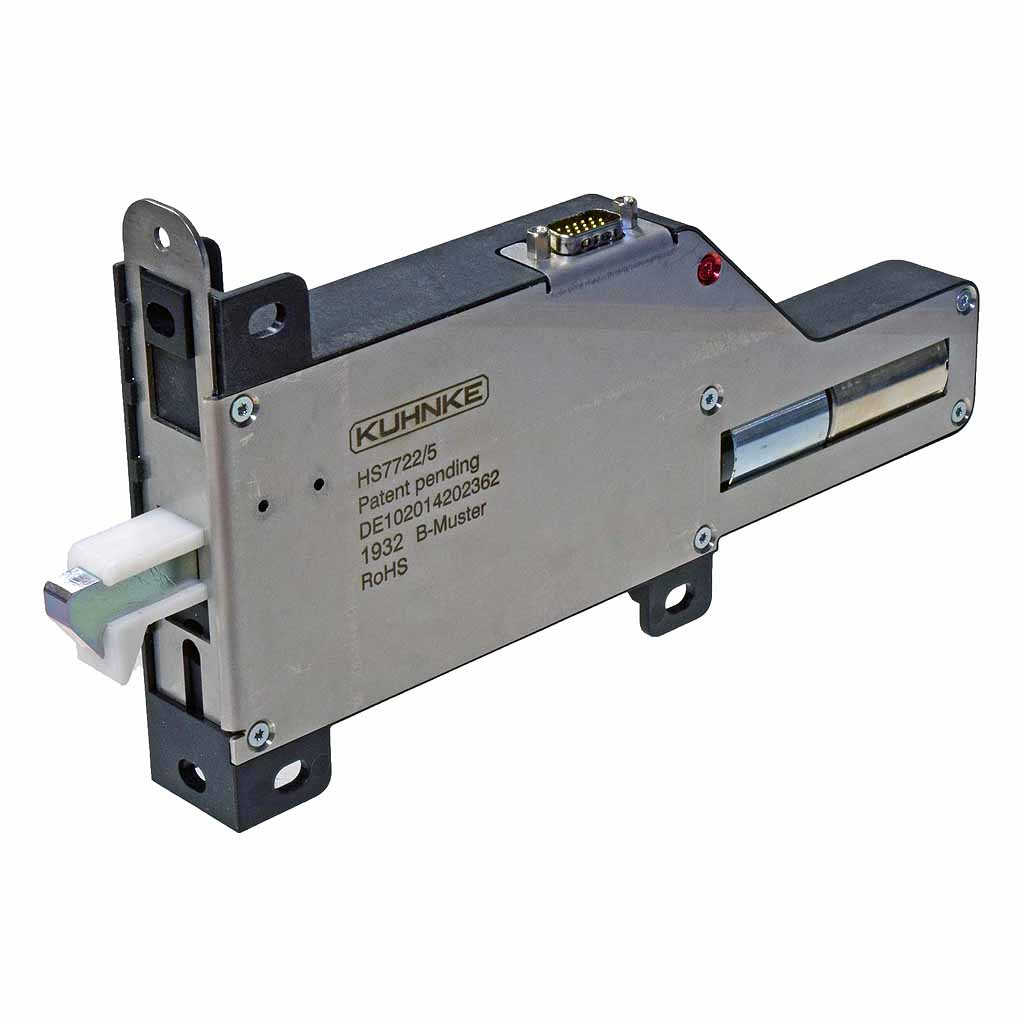 Kuhnke hs7722 motorised door lock