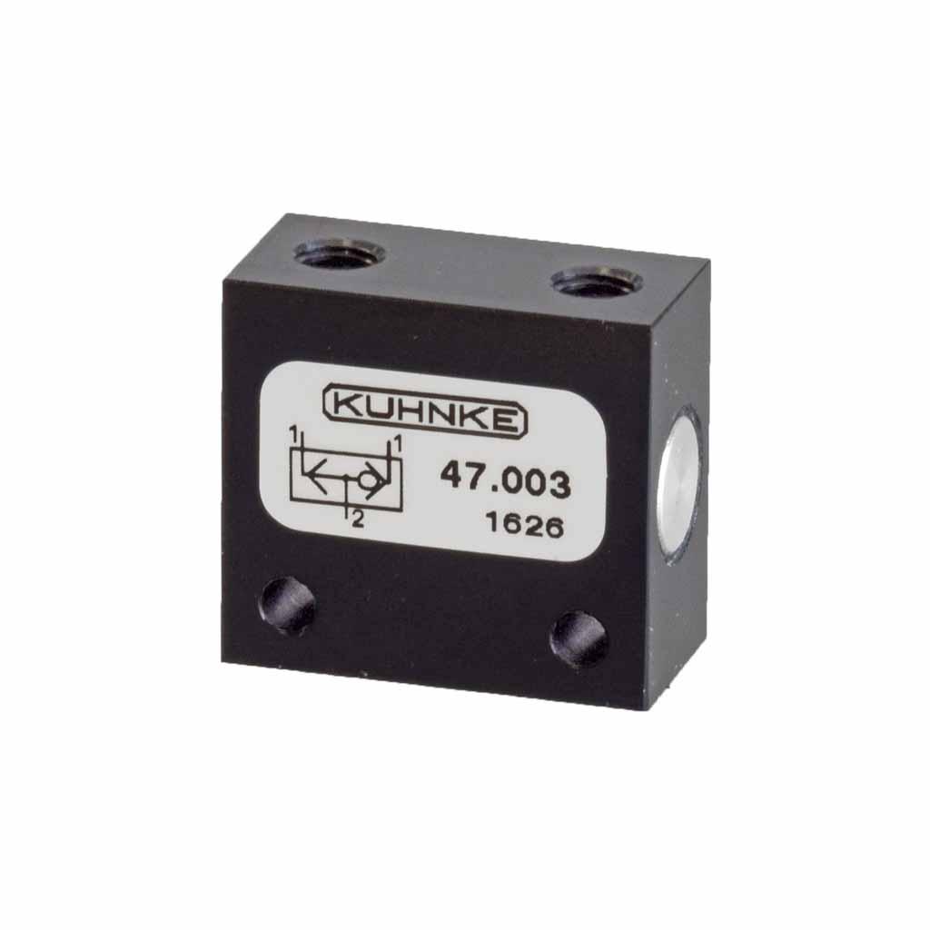 Kuhnke 47.003 OR logic valve
