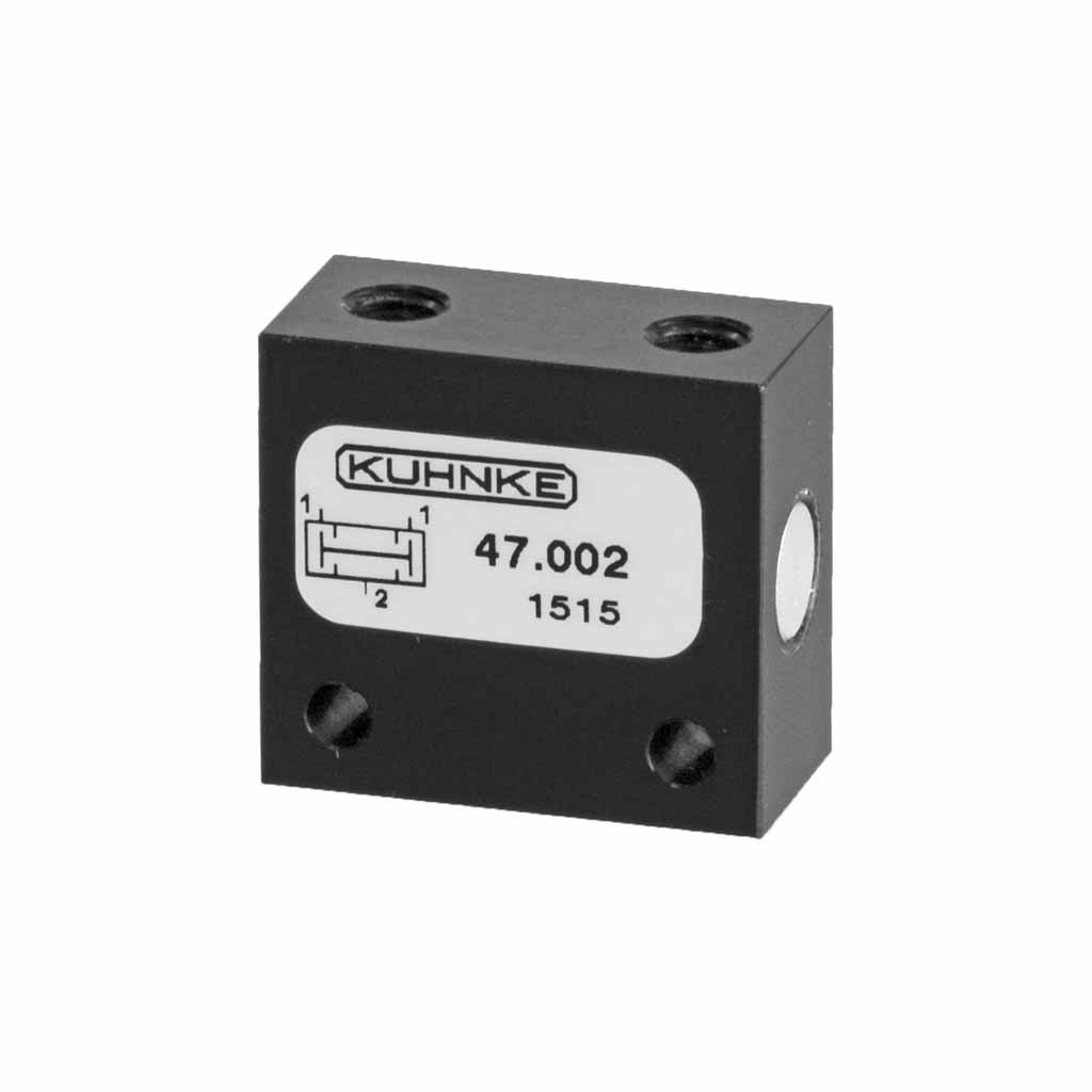 Kuhnke 47.002 AND logic valve