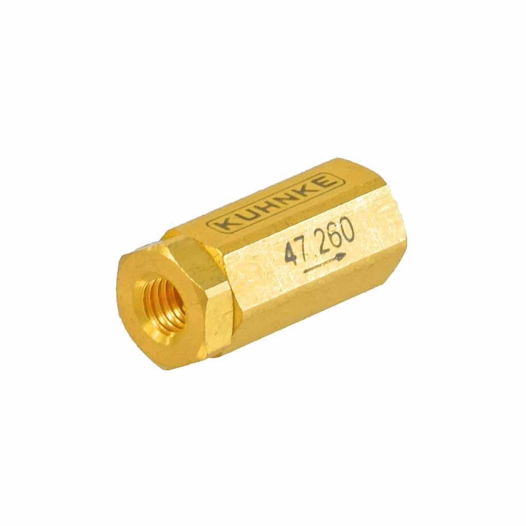 Kuhnke 47.260 non-return valve