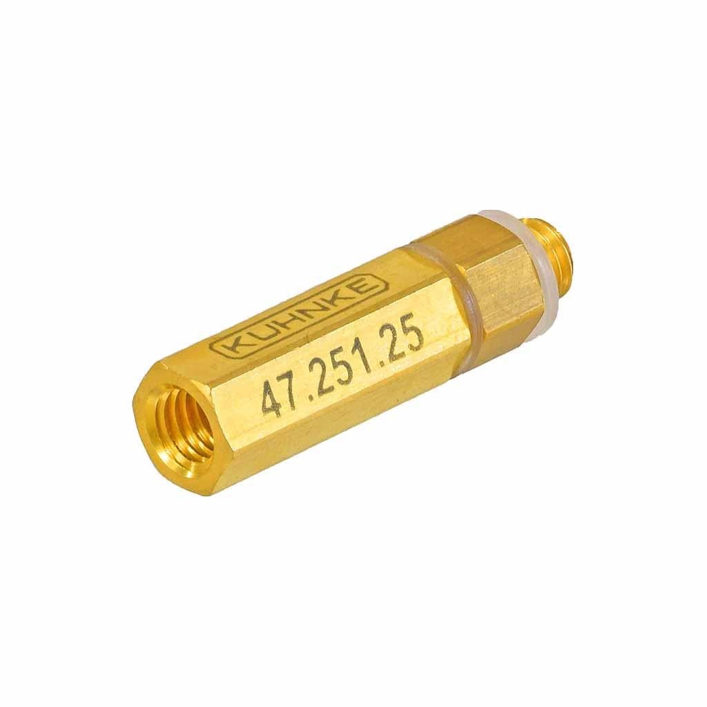 Kuhnke 47.251 flow restrictor