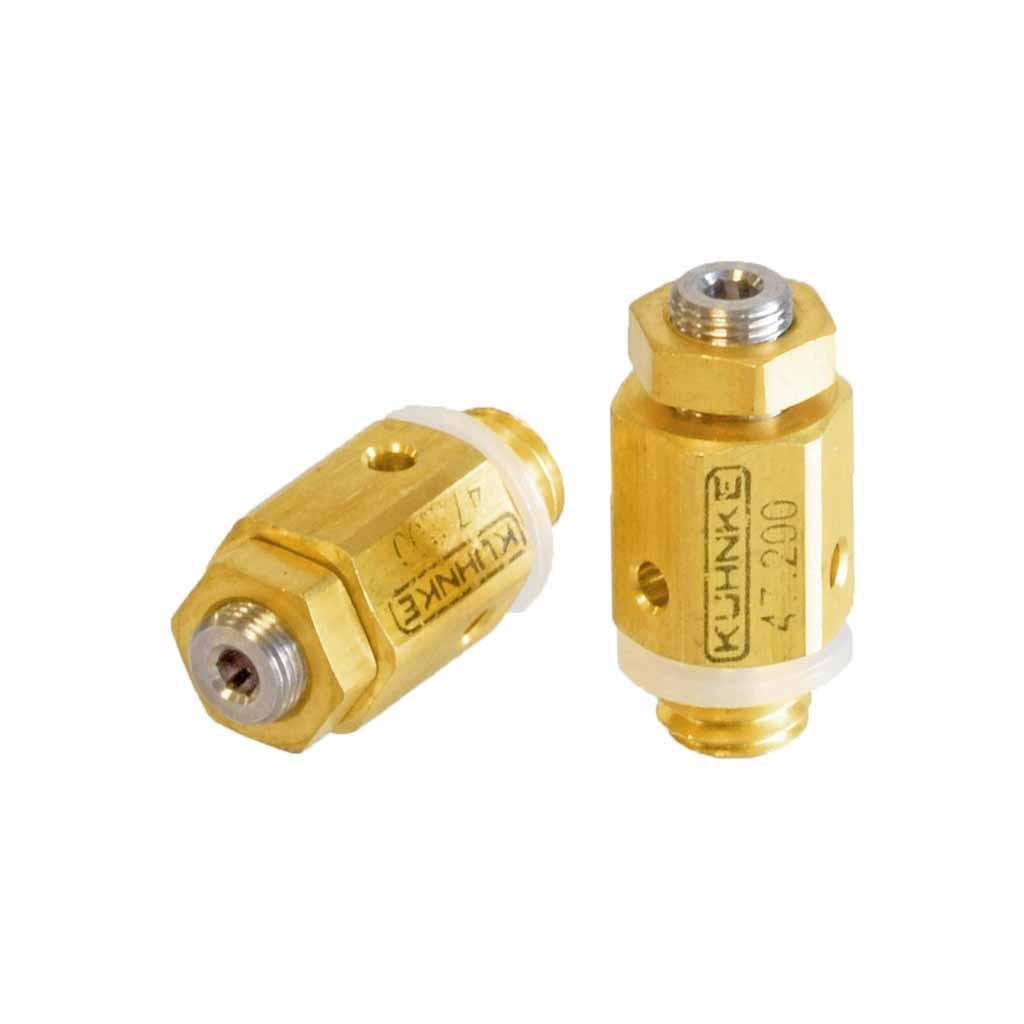 Kuhnke 47.200 outlet restrictor