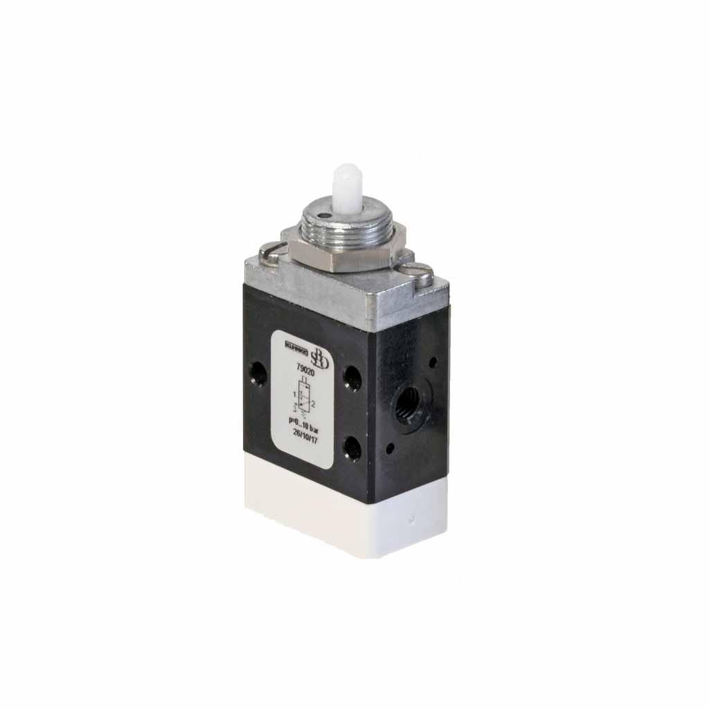 Kuhnke 79 series plunger valve