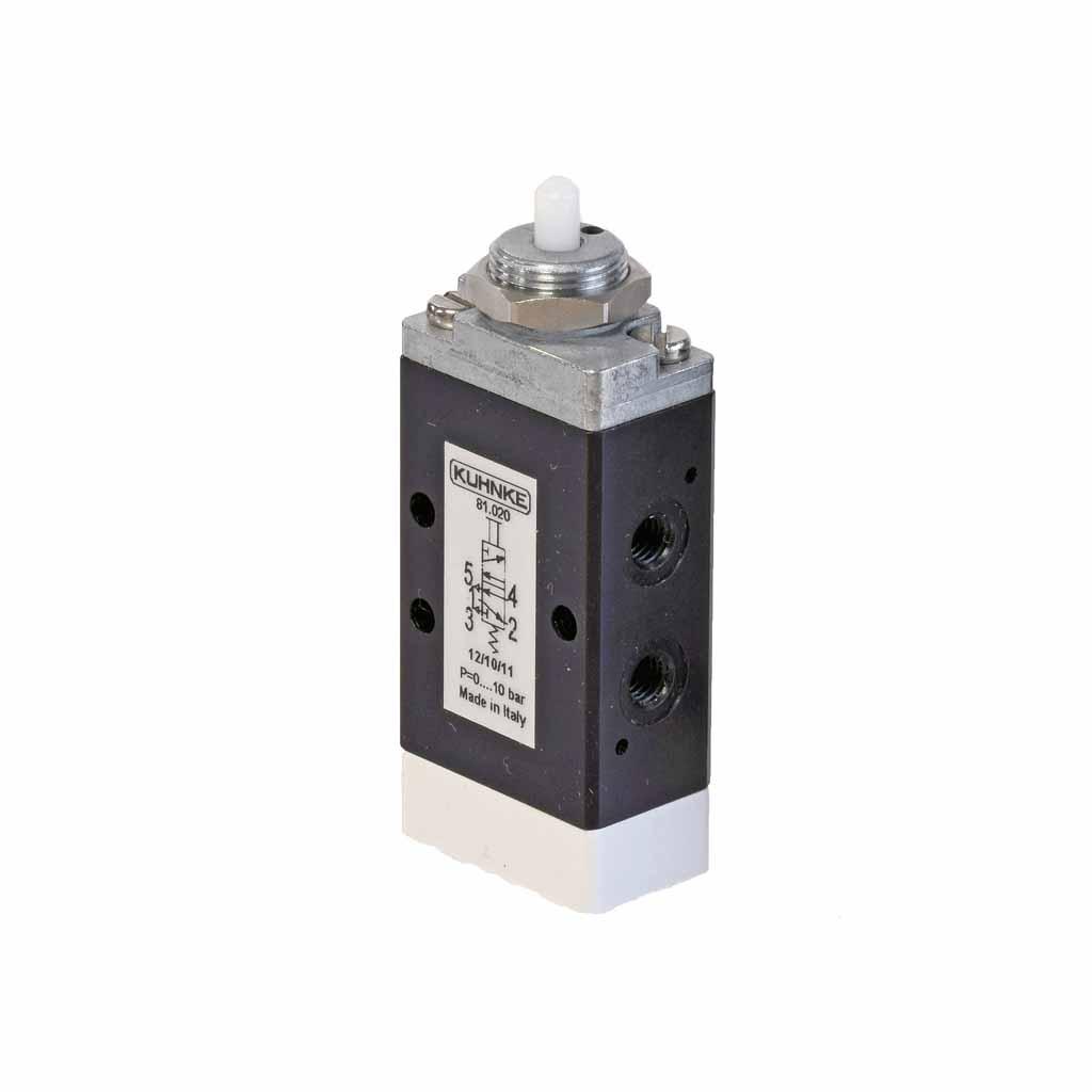 Kuhnke 81 series plunger valve