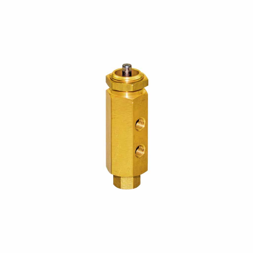 Kuhnke 46 series plunger valve