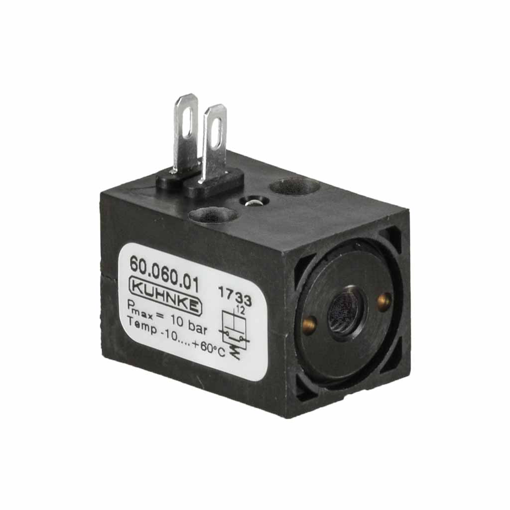 Kuhnke 60.060.01 non-adjustable pressure switch