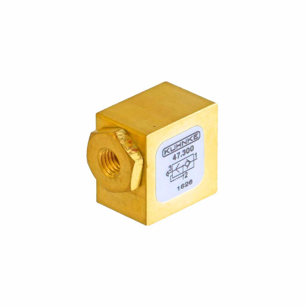 Kuhnke 47.300 quick exhaust valve