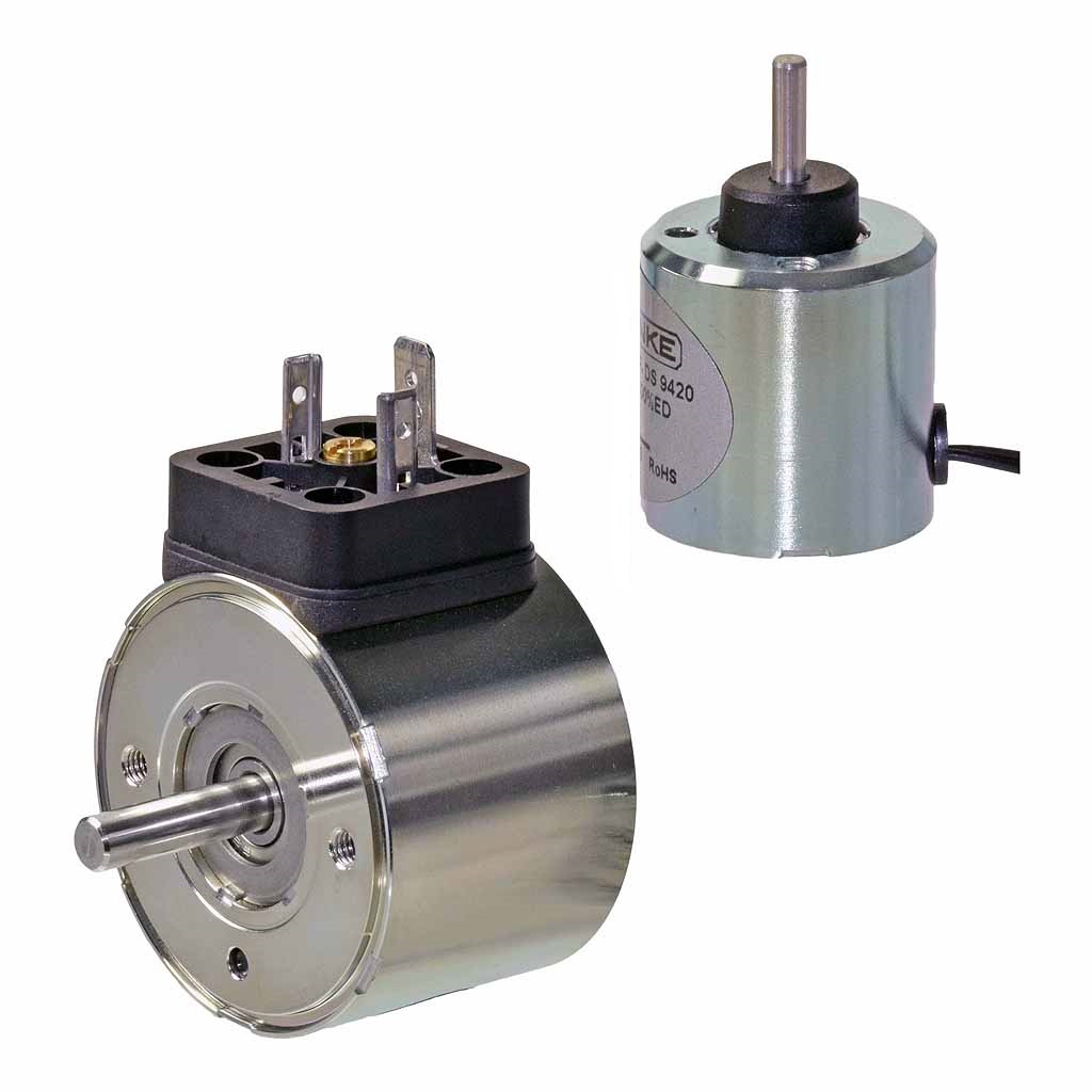 Kuhnke rotary solenoids cylindrical design