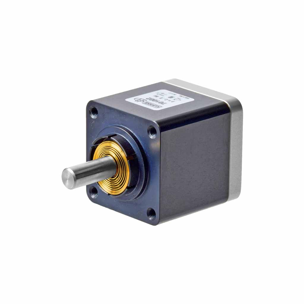 Kuhnke 701 series single acting miniature rotary actuator