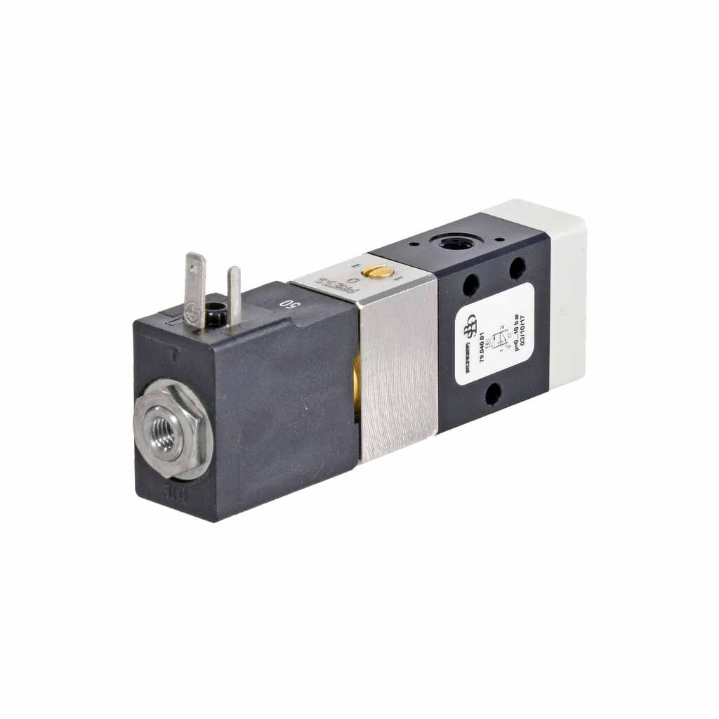 Kuhnke 79 series solenoid valve