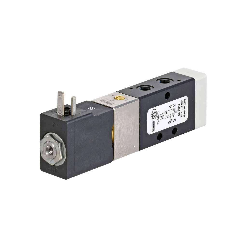 Kuhnke 81 series solenoid valve