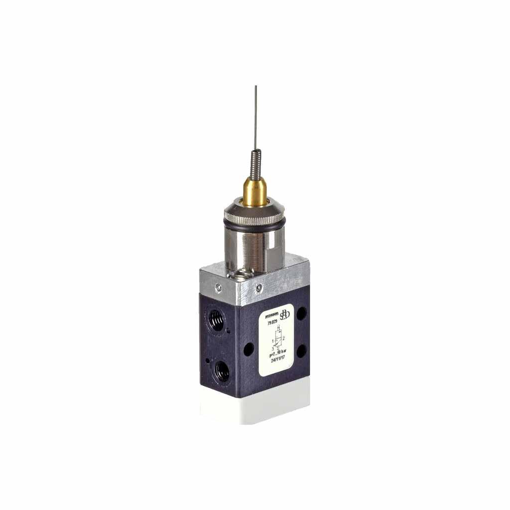 Kuhnke 79 series whisker valve