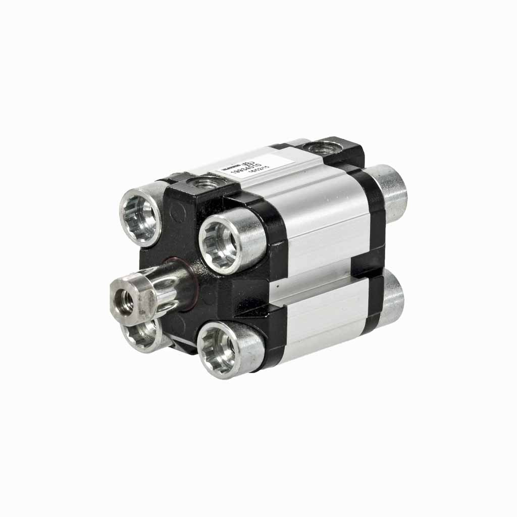 Kuhnke 19 series compact cylinder with female threaded rod