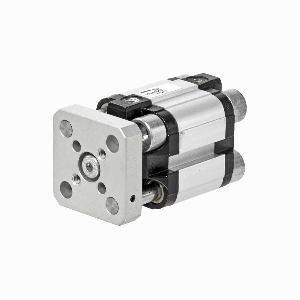 Kuhnke 19 series compact cylinder with guided rod