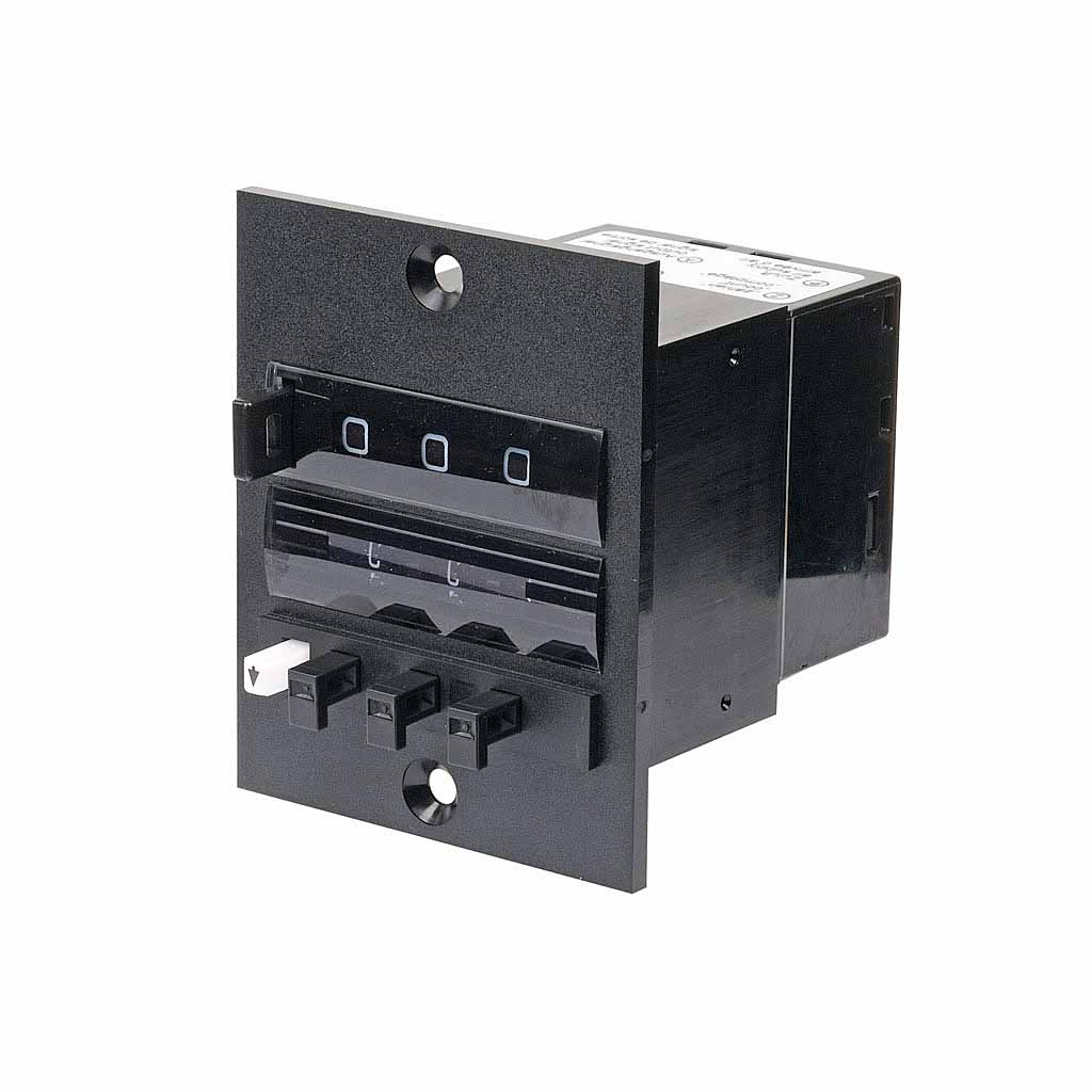 Impulse Automation 50 series 3 digit adding pneumatic preset counter