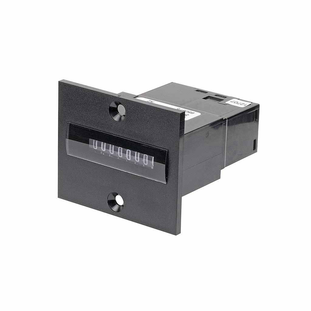 Impulse Automation 50 series 8 digit panel mount totalising counter