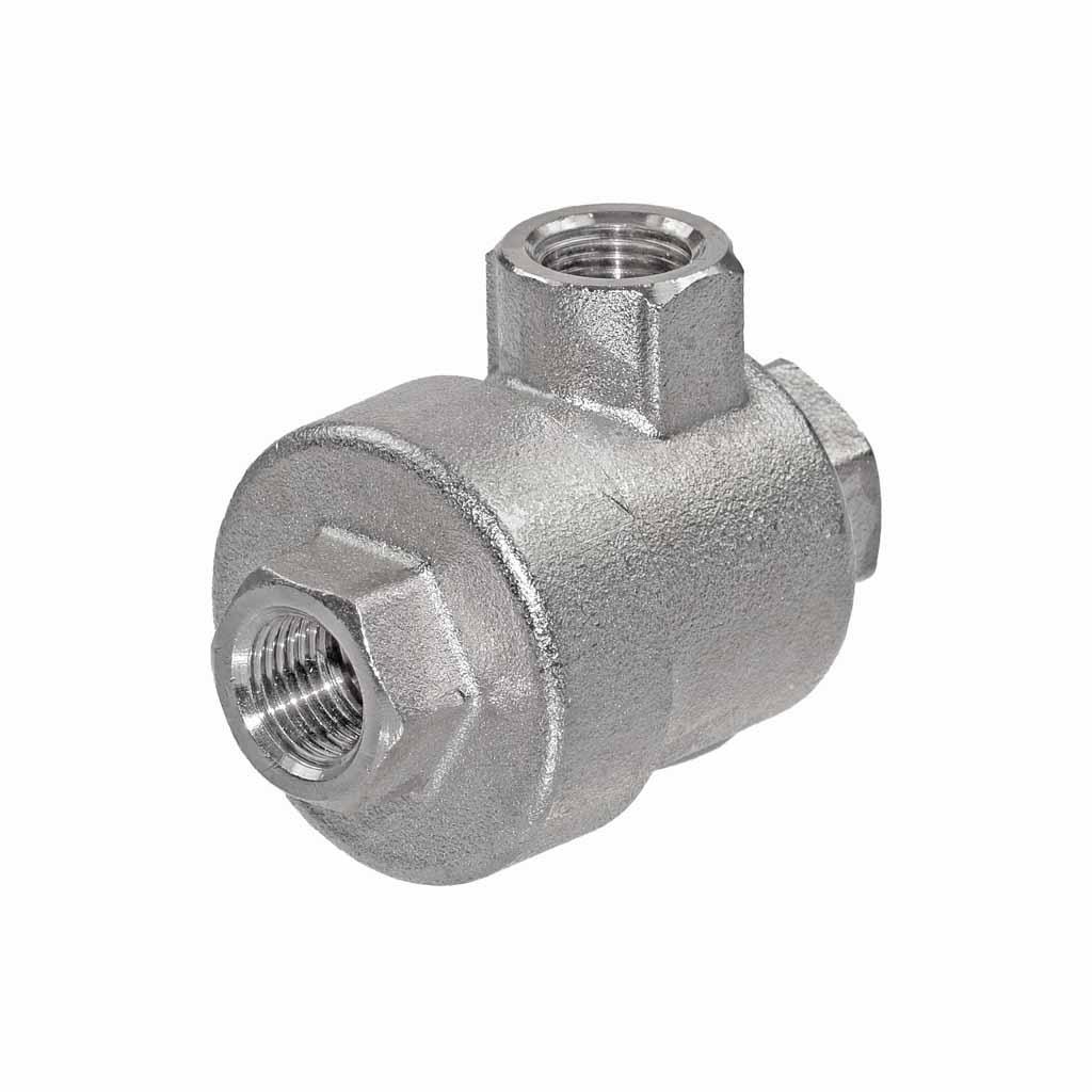 Pneumatic quick exhaust valve