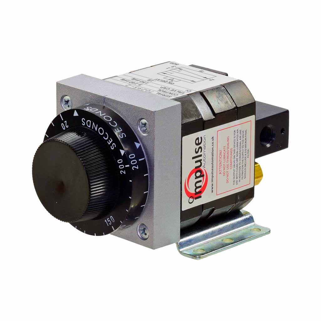 Impulse Automation PT series pneumatic timer