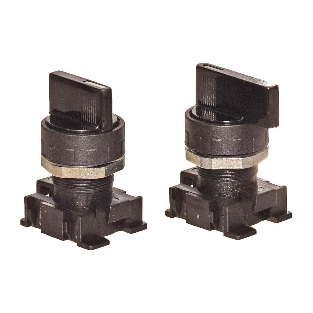 PulseTecH manual rotary selector operators.