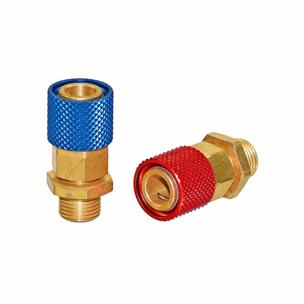 Kuhnke 50.061 series quick release couplings